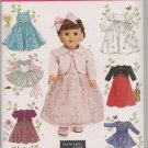 18 Inch Doll Clothing - Simplicity 4364