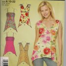 It's So Easy, Simplicity 4218 Misses Summer Tops, Sizes 10 to 22