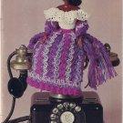 Vintage Crochet Patterns Doll Clothing Coats & Clark Book No. 270