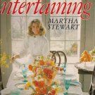 Entertaining - Martha Stewart - 1982 HC/DJ