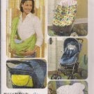 Things to Make for Baby - Simplicity 3712 Baby Sling Stroller Accessories Shower Gifts