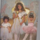 Childrens and Girls Angel, Fairy, Ballerina Tutu Costume - Butterick 4197 SiZes Small-XLarge