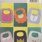 Butterick B4533 Darling Baby Bibs to Make
