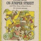 Junk Day on Juniper Street  Lillian Moore, Arnold Lobel 1969 Parents Magazine press