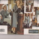 Vogue Sport 1079 Misses Jacket, Dress, Shirt, Skirt, Pants Sz. 6-10