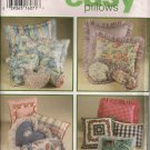 Simplicity 9243 Design Your Own Easy Pillows-Home Decor Pattern