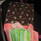 Flowerful Diaper Changing Pad