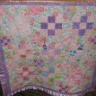 Nine Square Baby Quilt