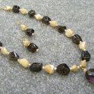 Smokey Quartz Handmade Necklace Set 159 - 1410