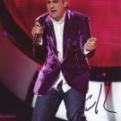 Taylor Hicks in-person autographed photo