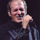 Michael Bolton in-person autographed photo