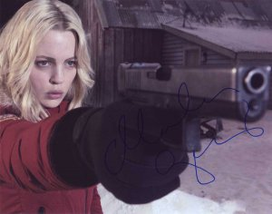 Melissa George in-person autographed photo