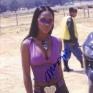 Meagan Good in-person autographed photo