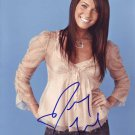 Megan Fox in-person autographed photo