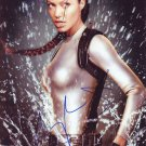 Angelina Jolie in-person autographed photo