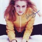 Alicia Silverstone in-person autographed photo