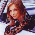 Calista Flockhart in-person autographed photo