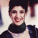 Marisa Tomei in-person autographed photo