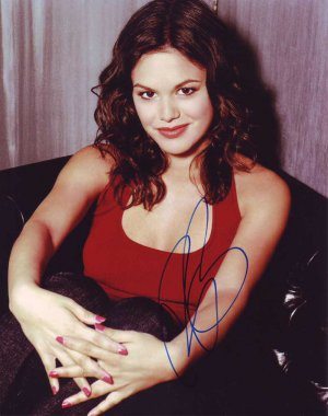Rachel Bilson in-person autographed photo