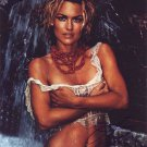 Kelly Carlson in-person autographed photo