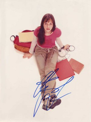 Amber Tamblyn in-person autographed photo