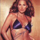 Daisy Fuentes in-person autographed photo