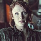 Bryce Dallas Howard in-person autographed photo