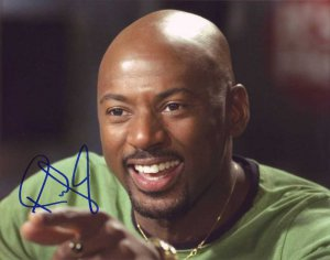 Romany Malco in-person autographed photo