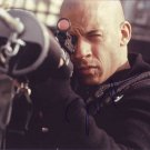 Vin Diesel in-person autographed photo