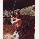Lorenzo Lamas in-person autographed photo