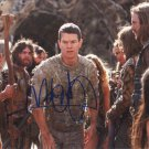 Mark Wahlberg in-person autographed photo