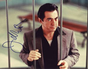 Joe Mantegna in-person autographed photo