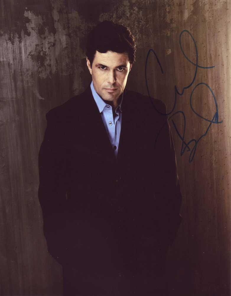 Carlos Bernard in-person autographed photo