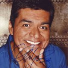George Lopez in-person autographed photo