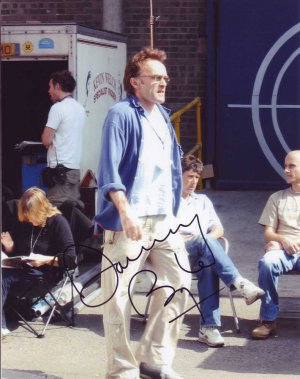 Danny Boyle in-person autographed photo