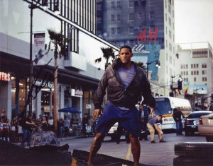 Will Smith in-person autographed photo
