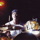 Chad Smith in-person autographed photo RHCP
