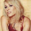 Natasha Bedingfield in-person autographed photo
