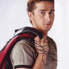 Shia LaBeouf in-person autographed photo