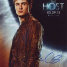 Max Irons in-person autographed photo