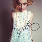 Dakota Fanning in-person autographed photo
