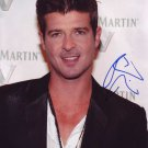 Robin Thicke in-person autographed photo