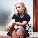 Juno Temple in-person autographed photo