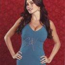 Sofia Vergara in-person autographed photo