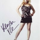 Leven Rambin in-person autographed photo