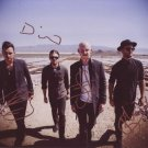 The Fray in-person autographed group photo by all 4