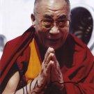 Dalai Lama in-person autographed photo