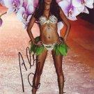 Alessandra Ambrosio in-person autographed photo