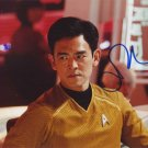 John Cho in-person autographed photo