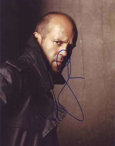 Jason Statham in-person autographed photo